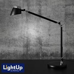 77576100 LightUp Valencia Black